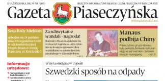 Gazeta Piaseczyńska 7/2012