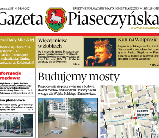 Gazeta Piaseczyńska 6/2014