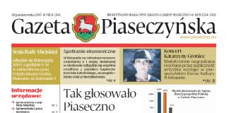 Gazeta Piaseczyńska 8/2015