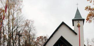 kościół w Zalesiu Górnym foto: http://www.parafia-zalesie.pl