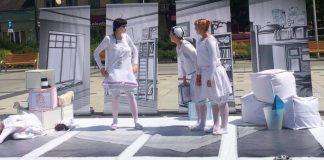 """Fundacja Sztuka Ciała """"Ważne sprawy"""" foto archiwum festiwalu"""