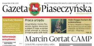 Gazeta piaseczyńska 4/2016