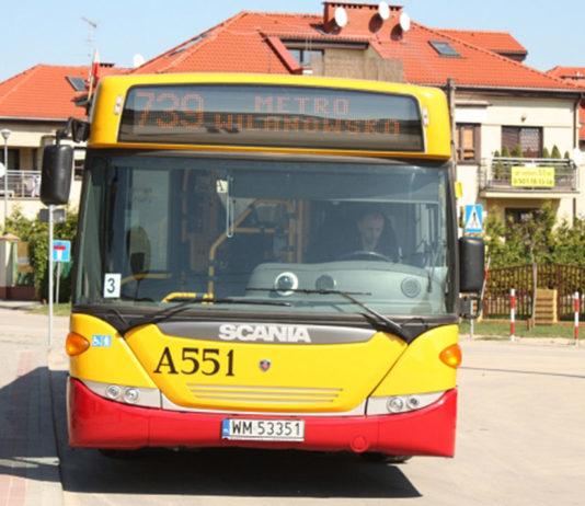 Autobusy ZTM