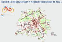 Gmina Piaseczno otrzyma dofinansowanie na ścieżki rowerowe