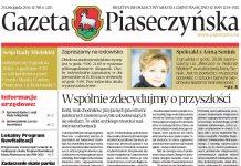 Gazeta piaseczyńska nr 6/2016