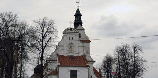 Kościół w Jazgarzewie