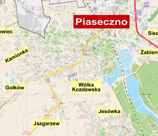 Interaktywna mapa gminy