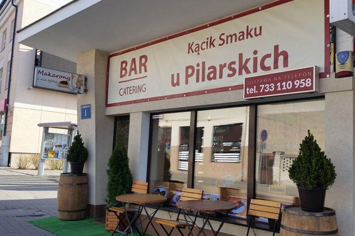 Kącik Smaku u Pilarskich