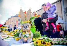 Kiermasz Wielkanocny. Foto: Piotr Michalski