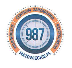 Logo - Mazowieckie centrum Zarządzania Kryzysowego