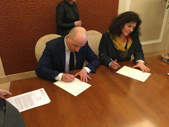 podpisanie deklaracji w dniu 9 marca