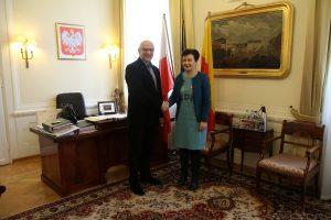 Prezydent m.st. Warszawy oraz Burmistrz Miasta i Gminy Piaseczno