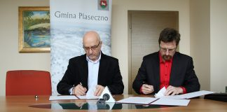 podpisanie umowy foto Anna Grzejszczyk