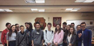 Młodzieżowa Rada Gminy Piaseczno, fot. Miłosz Gibas