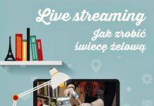 Live streaming w Bibliotece
