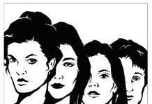 Plakat protestu kobiet