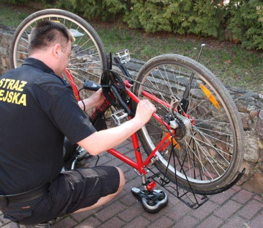 znakowanie rowerów