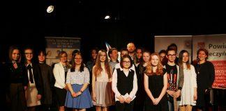 Uczestnicy Piaseczyńskiego Festiwalu Piosenki Angielskiej