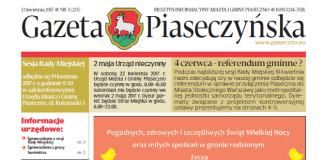 Gazeta Piaseczyńska nr 3_2017