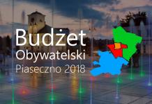 Budżet Obywatelski po raz pierwszy w Piasecznie