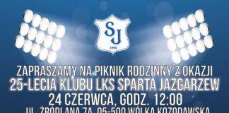25-lecie Sparty Jazgarzew