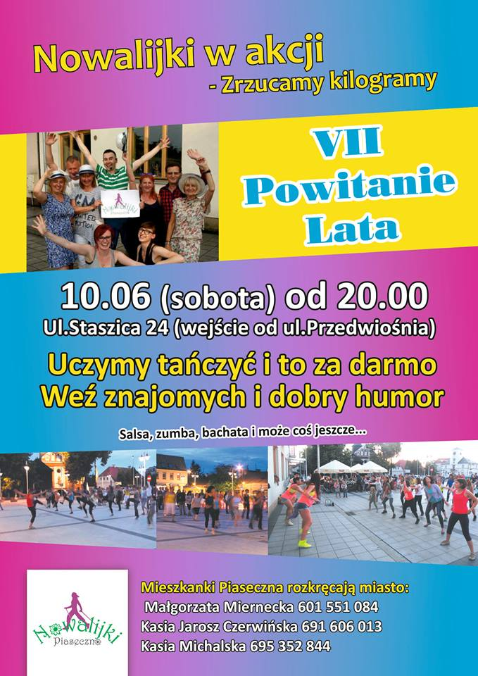Nowalijki - VII Powitanie Lata