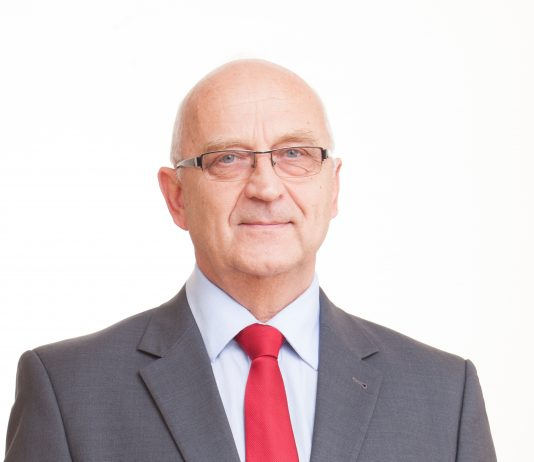 Burmistrz Zdzisław Lis