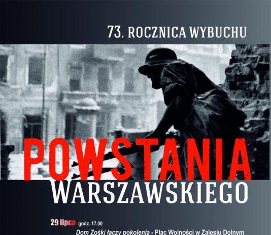 Obchody rocznicowe Powstania Warszawskiego