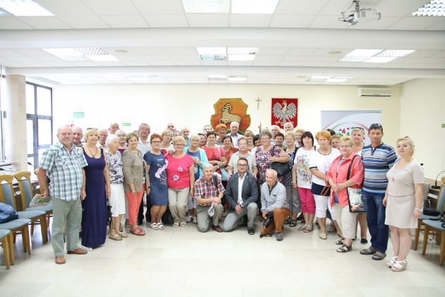 Seniorzy z powiatu żyrardowskiego
