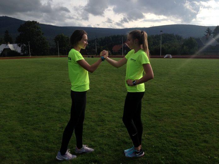 Treningi biegania