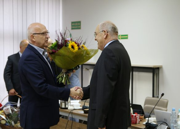 Andrzej Szczygielski przechodzi na emeryturę