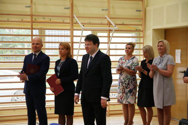 Nowy rok szkolny w Józefosławiu