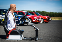 Symulator poduszki powietrznej zapewni firma PM Car&Event