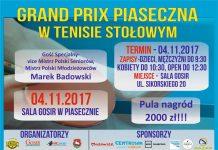 Grand Prix - listopad