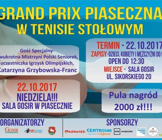 Grand Prix pazdziernik