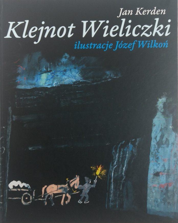 """książka dla dzieci """"Klejnot Wieliczki"""""""