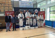 zawodnicy judo