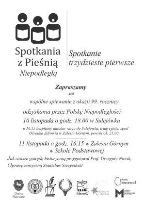 31 Spotkanie z Pieśnią