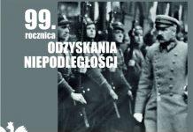 99. rocznica odzyskania niepodległości