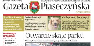 Gazeta Piaseczyńska 7/2013