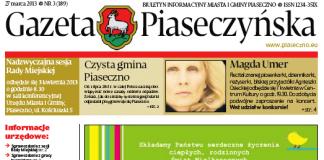 Gazeta Piaseczyńska 3/2013