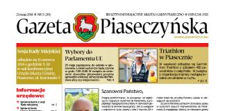 Gazeta Piaseczyńska 5/2014