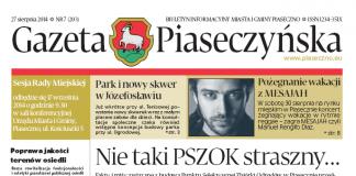Gazeta Piaseczyńska 7/2014