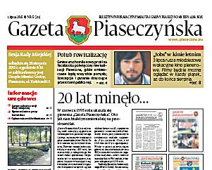 Gazeta Piaseczyńska 5/2015