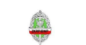 Logo Związku Kombatantów RP i Byłych Więźniów Politycznych