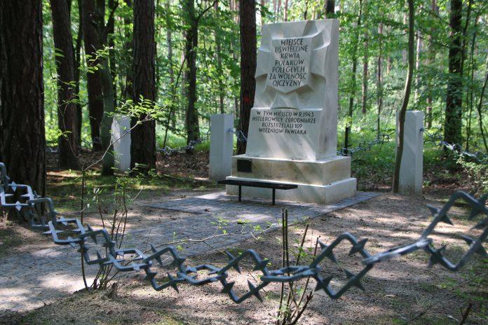 Pomnik w Stefanowie