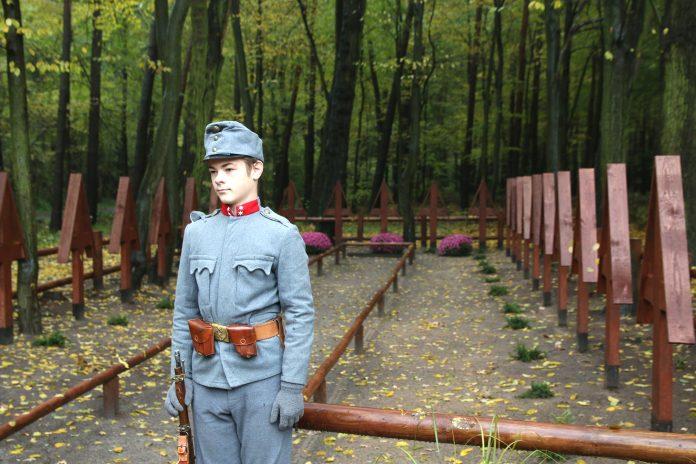 cmentarz w Runowie