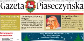 Gazeta Piaseczyńska 9/2015