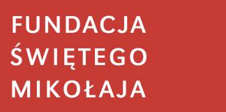 Logo Fundacji Świętego Mikołaja