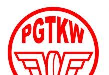 Logo Piaseczyńsko-Grójeckiego Towarzystwa Kolei Wąskotorowej